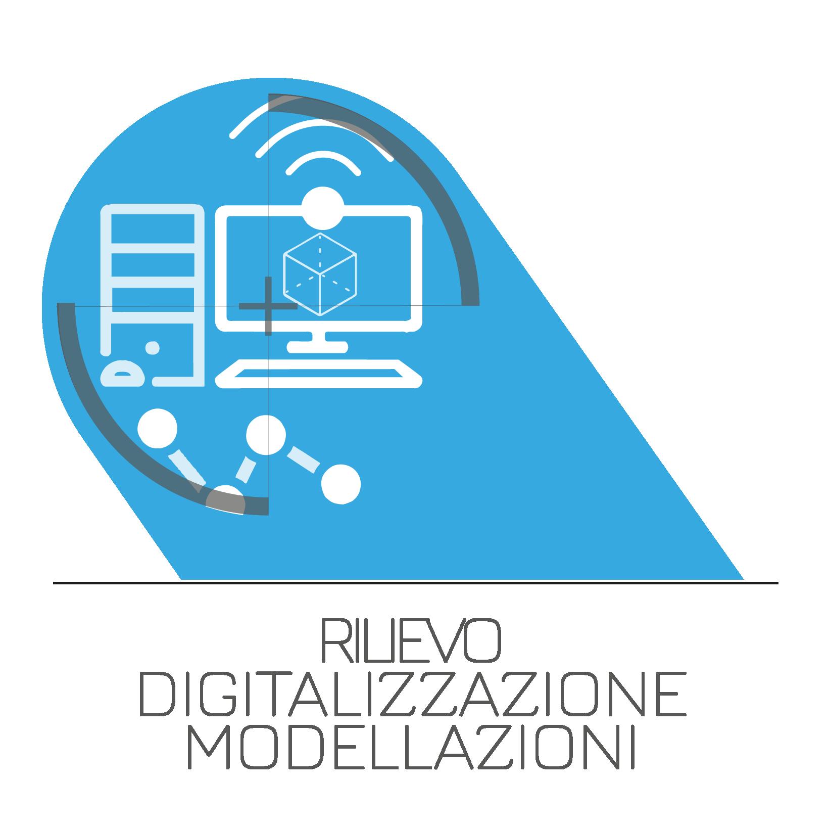 RILIEVI - 3D SCANNING - DIGITALIZZAZIONE